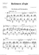 Halloween Collection (simplified version) Sheet Music
