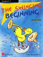 The Swinging Beginning Alto Saxophone/Baritone Saxophone Sheet Music