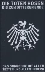 Bosworth Die Toten Hosen Bis Zum Sheet Music