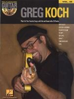 Hal Leonard Guitar Play Along Greg Koch Sheet Music