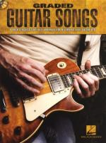 Hal Leonard Graded Guitar Songs Sheet Music