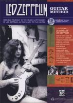 Alfred Music Publishing Led Zeppelin Guitar Method Sheet Music