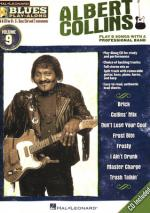 Hal Leonard Blues Play-al. Albert Collins Sheet Music