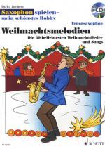 Schott Hobby Weihnachtsmelodien T-sax Sheet Music