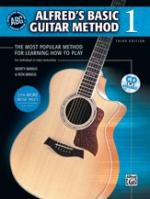 Alfred's Basic Guitar Method - Book 1 (Book Only) Sheet Music