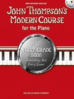 John Thompson's Modern Course First Grade - Book/CD (2012 Edition) Sheet Music
