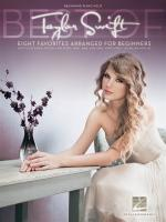 Taylor Swift: Beginning Piano Solo Songbook Sheet Music