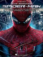 James Horner: The Amazing Spider-Man - Piano Solo Sheet Music