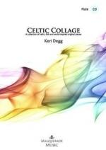 Keri Degg: Celtic Collage (Flute) - Book/CD Sheet Music