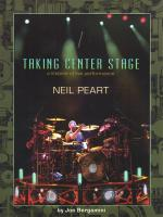 Neil Peart: Taking Center Stage (Book) Sheet Music