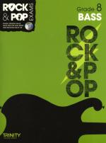 Trinity College London: Rock & Pop Bass - Grade 8 Sheet Music