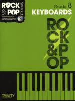 Trinity College London: Rock & Pop Keyboards - Grade 8 Sheet Music