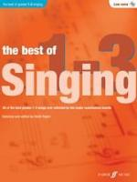 The Best Of Singing Grades 1-3 (Low Voice) Sheet Music