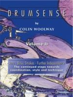 Colin Woolway: Drumsense Volume 2 (3rd Edition) Sheet Music