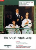 The Art Of French Song Volume 2 (High Voice) Sheet Music