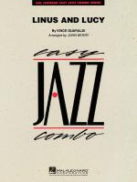 Vince Guaraldi: Linus And Lucy (Peanuts) - Easy Jazz Combo Sheet Music