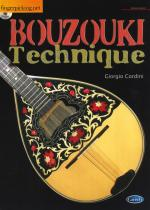 Giorgio Cordini: Bouzouki Technique Sheet Music