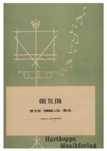 Leif Johansen: Ode Til Eva (parts) Sheet Music