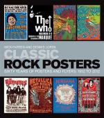Classic Rock Posters - Sixty Years Of Posters And Flyers: 1952 To 2012 Sheet Music
