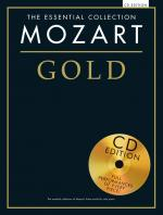 The Essential Collection: Mozart Gold (CD Edition) Sheet Music
