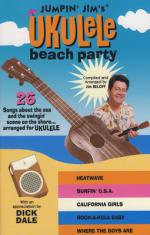 Hal Leonard Jumpin' Jim's Ukulele Beach Sheet Music