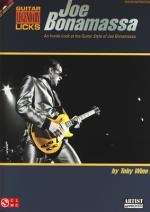 Hal Leonard Joe Bonamassa Legendary Licks Sheet Music