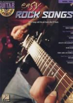 Hal Leonard Easy Rock Songs Sheet Music