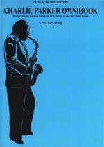 Hal Leonard Charlie Parker Omnibook Cd Sheet Music