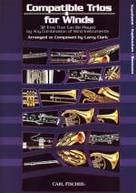 Carl Fischer Compatible Trios Trombone Sheet Music