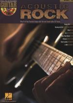 Hal Leonard Guitar Play-along Acoustic 18 Sheet Music