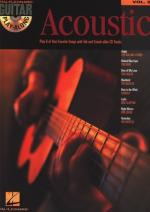 Hal Leonard Guitar Play-along Acoustic 2 Sheet Music