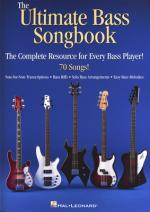Hal Leonard The Ultimate Bass Songbook Sheet Music