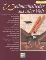 Holzschuh Verlag Weihnacht Welt Recorder Sheet Music