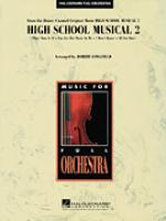 High School Musical 2 (COMPLETE) Sheet Music