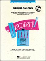 Green Onions (COMPLETE) Sheet Music