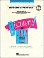 Nobody's Perfect (COMPLETE) Sheet Music
