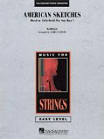 American Sketches (COMPLETE) Sheet Music
