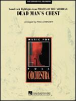 Soundtrack Highlights from Pirates Of The Caribbean: Dead Man's Chest (COMPLETE) Sheet Music