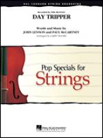 Day Tripper, violin 3 (viola treble clef) part Sheet Music