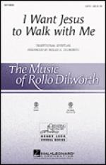 I Want Jesus To Walk With Me (COMPLETE) Sheet Music