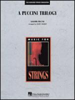 A Puccini Trilogy (COMPLETE) Sheet Music