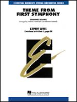 Theme from First Symphony (COMPLETE) Sheet Music
