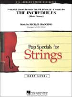 The Incredibles (COMPLETE) Sheet Music