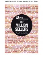The Official Charts Company: The Million Sellers - 50 Of The UK's Greatest Hits (PVG) Sheet Music