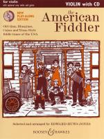 The American Fiddler - Violin (Play-Along Edition) Sheet Music