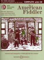 The American Fiddler - Violin/Piano (Play-Along Edition) Sheet Music