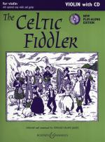 The Celtic Fiddler - Violin (Play-Along Edition) Sheet Music