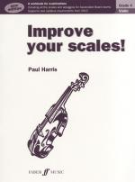 Improve Your Scales! Violin Grade 4 (2012 Edition) Sheet Music