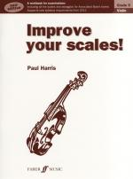 Improve Your Scales! Violin Grade 5 (2012 Edition) Sheet Music