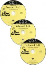The Real Book Playalong Sixth Edition - Volume 1 L-R (3 CDs) Sheet Music